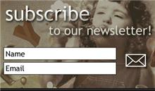 BRR Subscribe to Newsletter