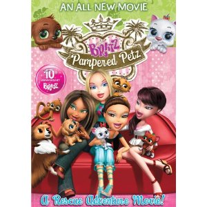 Bratz Pampered Pets DVD