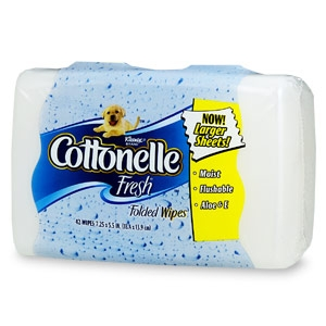 Cottonelle Wipes BIG