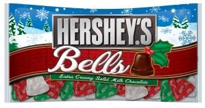 Hersheys Christmas Bells