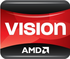 Vision AMD Logo