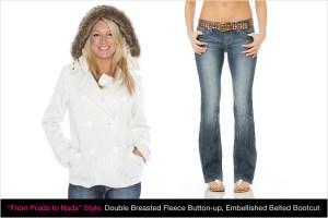YMI Prada coat
