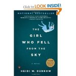 Girl Who Fell from the Sky book