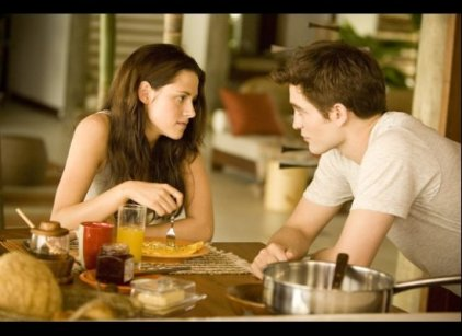 Breaking Dawn movie honeymoon kitchen