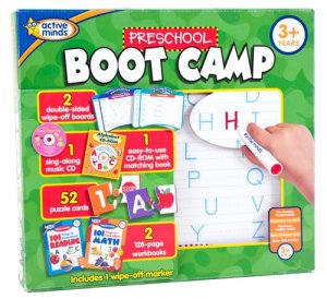 preschool boot camp
