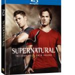 Supernatural Season Six Surprises on DVD
