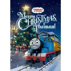 Merry Christmas, Thomas DVD