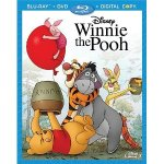 Winnie the Pooh Blu-ray Combo Pack Giveaway