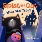 Splat The Cat…He's Baaaaaaaaaaaaack ( for Halloween )