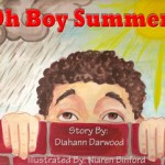 Book Review; Oh Boy Summer! by Diahann Darwood Illustrated by Niaren Binford