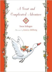 great and complicated adventure