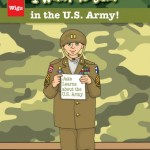 When I grow up  I want to be..in the U.S. Army!  By Wigu Publishing