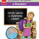 When I Grow Up I Want To Be… a Teacher!  By Wigu publishing