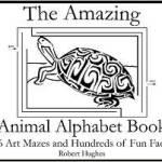 The Amazing Animal Alphabet Book by Robert Hughs