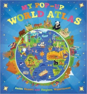 My Pop up world atlas