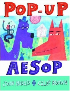 Pop up Aesop