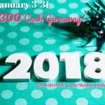 $350 cash Giveaway