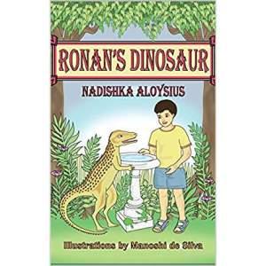 Ronan's Dinosuar by Nadishka Aloysius