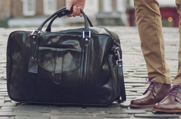 Designer suitcase