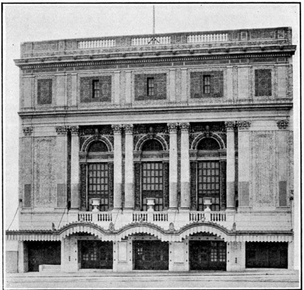 A Theatre (1913)
