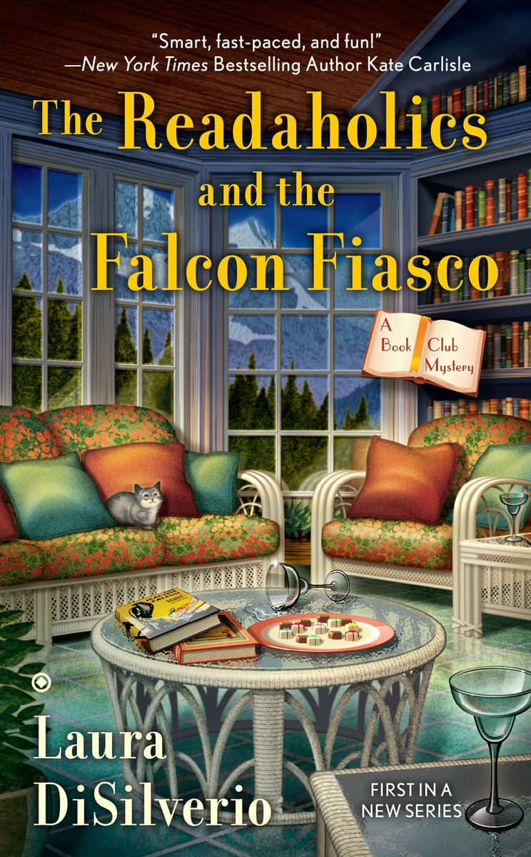 Laura Disilvero Has Done Some Excellent, Original Mysteries, Notably Mall  Cop And Her Ballroom Dance Series, But This Is A Hohum Me Too Book Group  Cozy