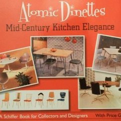 Kitchen Dinettes Wall Mounted Faucet Atomic Mid Century Elegance Price Guide