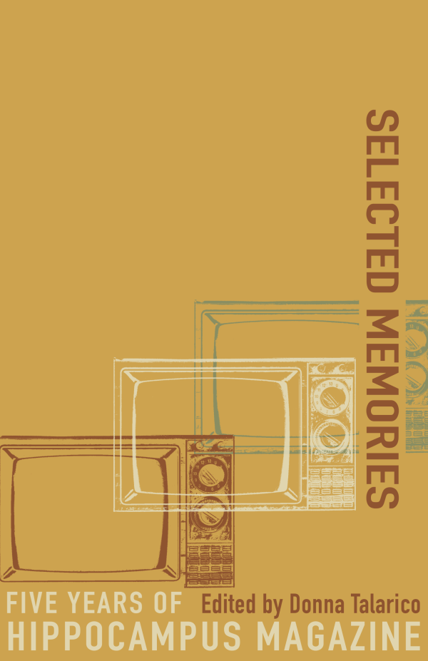 cover of selected memories vintage tv