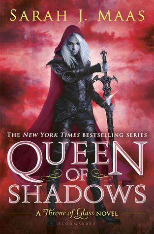 Queen of Shadows by Sarah J. Maas Release Date Blitz + GIVEAWAY!