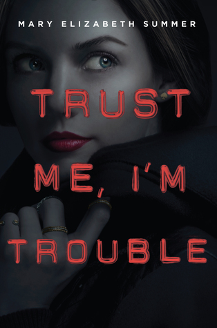 Trust Me I'm Trouble Book Tour