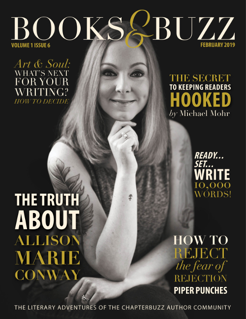 Books & Buzz Magazine, February 2019, Volume 1 Issue 6