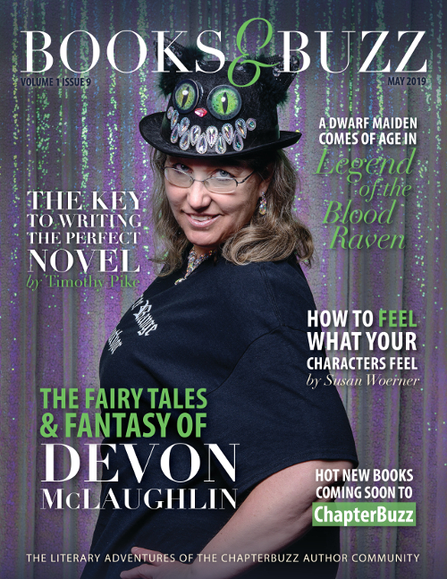 Books & Buzz Magazine, May 2019, Volume 1 Issue 9