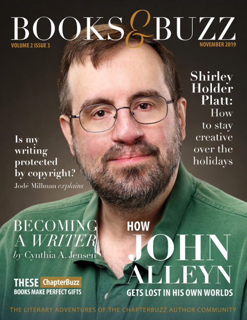 Books & Buzz Magazine, November 2019, Volume 2 Issue 3