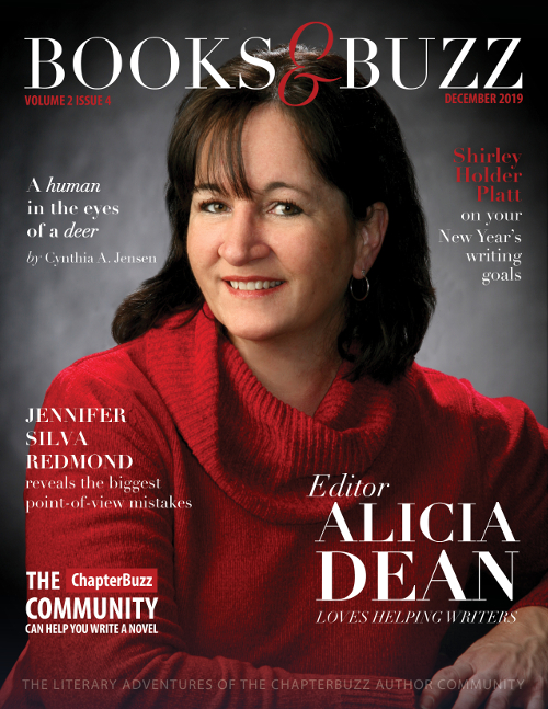 Books & Buzz Magazine, December 2019, Volume 2 Issue 4