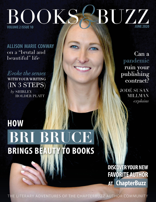 Books & Buzz Magazine, June 2020, Volume 2 Issue 10