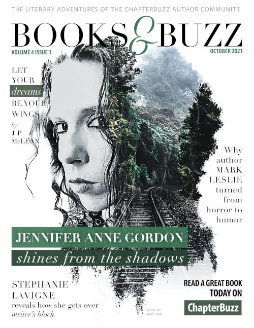 Books & Buzz Magazine, October 2021, Volume 4 Issue 1