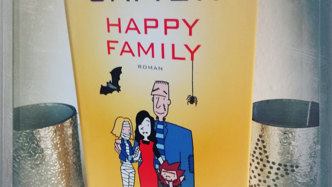 [Rezension] David Safier – Happy Family