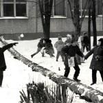 13 snowballfight