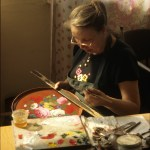17 tray painter