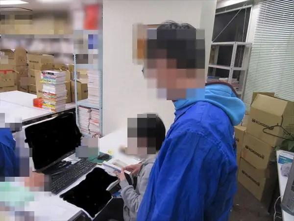 ブックスドリームスタッフ紹介♪|検品・査定部門12