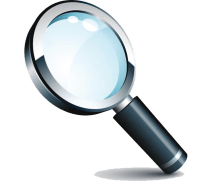 Magnifying-Glass Trans