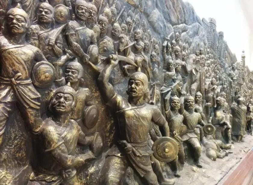 Paika Rebellion in 1817 in Odisha against East India