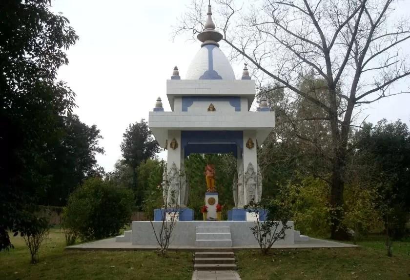 Hastinapura Argentina outdoor Ganesha Temple