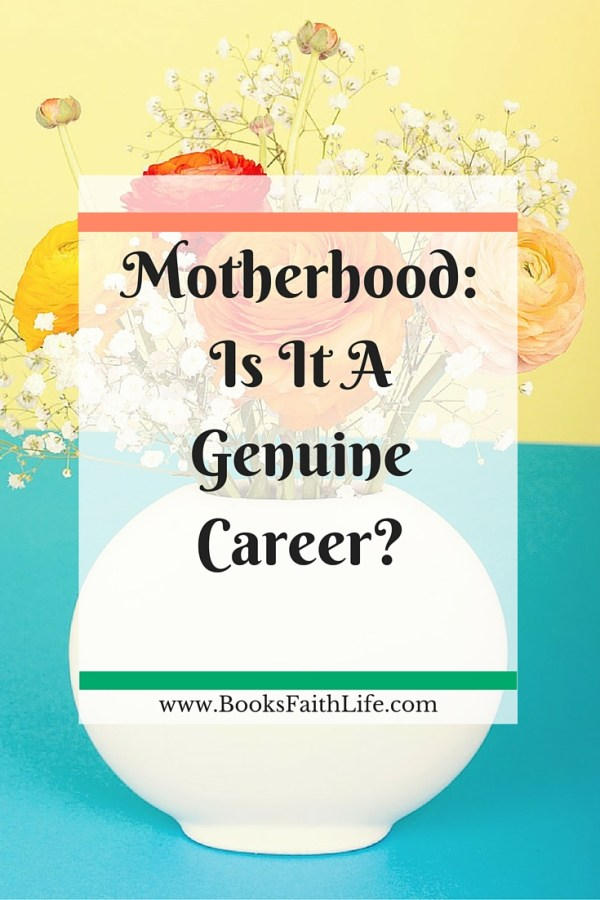 What is your attitude towards motherhood? Some ways you may be treating motherhood as a casual job, and readjustments, for your mothering perspective.