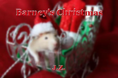 barney s christmas short