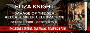 Savage of the Sea Badge 300x111 Savage of the Sea Blog Tour   Review and Exclusive Excerpt