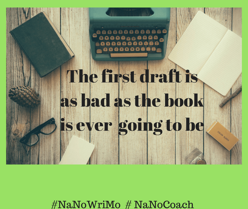 NaNoWriMo – Are you ready?