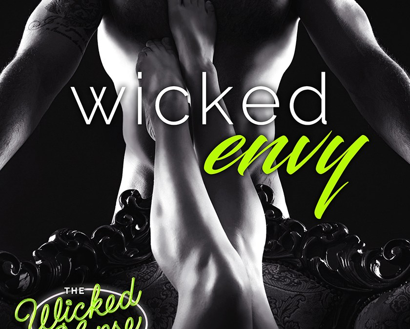 Wicked Envy by Sawyer Bennett