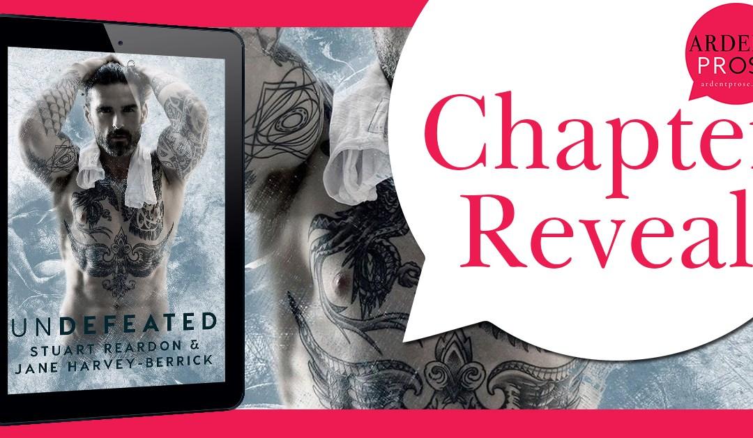 Chapter Reveal for Undefeated by Stuart Reardon & Jane Harvey-Berrick