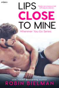 Lips Close To Mine cover124634 medium 200x300 Lips Close to Mine by Robin Bielman   Review and Excerpt