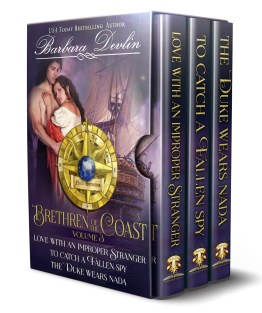 vol 3 box set high res 251x300 Happy Book Birthday Brethren of the Coast Volume III by USA Today Bestselling Author Barbara Devlin